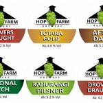 Craft Beer Hop Farm brewery Nelson New Zealand